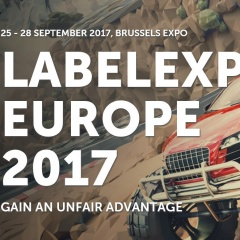LABELEXPO EUROPE 2017 EXHIBITION IN BRUSSELS